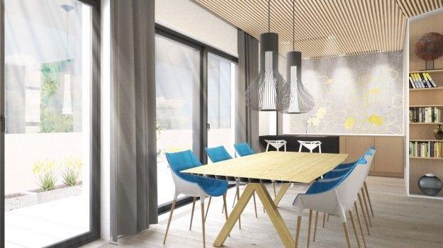 Návrh kuchyne a jedálne - Mýtna, Bratislava, Interiérový dizajn - Kitchen interior by Archilab