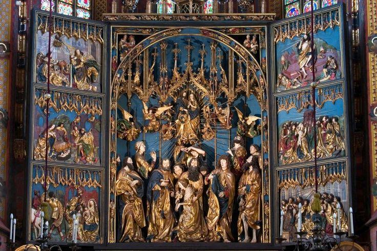 Ołtarz mariacki w Krakowie, Wit Stwosz 1489