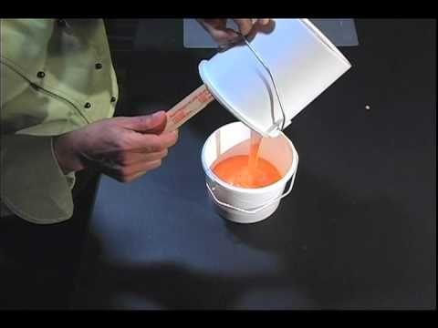Sugar Glass Video Part 2: How To Make Sugar Martini, Champagne & Wine Glasses
