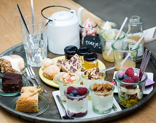 High Tea Yoghurt Barn