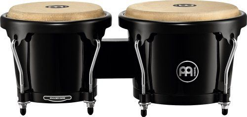 Meinl Headliner Fiberglass Bongo by Meinl Percussion. $89.99. The Headliner Fiberglass Bongo has all the traditional features and sounds of a bongo, yet in a rugged and stable premium fiberglass body.  It's a perfect set for the student or hobbyist who is looking for durability from their drum.