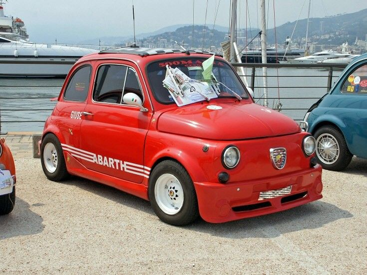 30 best images about vintage and classic abarth on. Black Bedroom Furniture Sets. Home Design Ideas