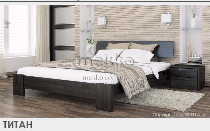 Ліжко Титан торгової марки Estella   3090 грн