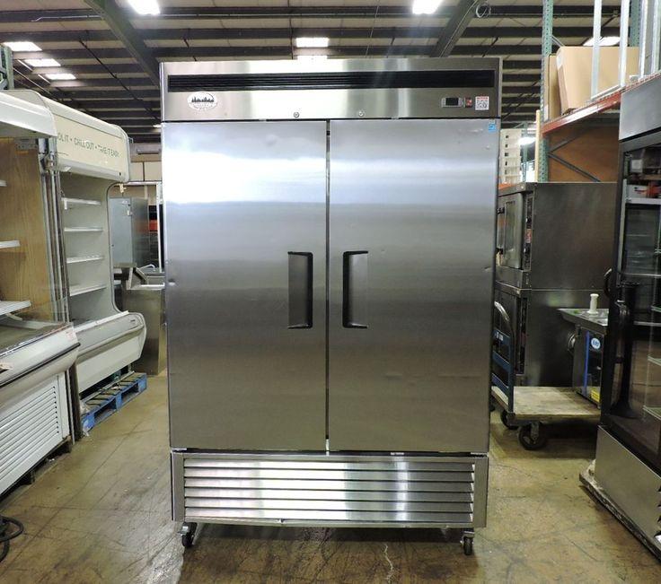 Atosa Mbf8507 Commercial Stainless Steel 2 Door Bottom Mount Refrigerator Refrigerator Sale Solid Doors Restaurant Equipment