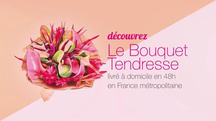Bouquet Tendresse Spécial Fête des Mères - Colipays