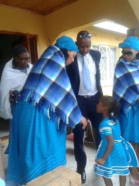 Setswana wedding, magadi