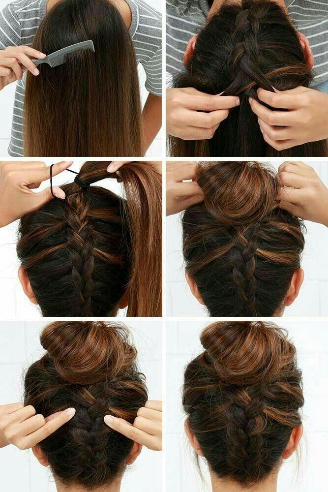 4 Wonderful Tricks Wedding Hairstyles Recogidos Wedding Hairstyles Open Women Hairstyl Easy Hairstyles For Long Hair Easy Updos For Long Hair Long Hair Styles