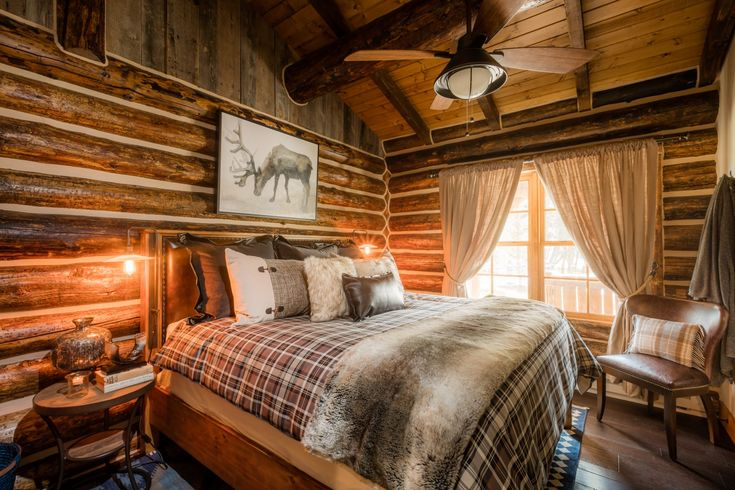 1000+ Ideas About Rustic Cabin Decor On Pinterest