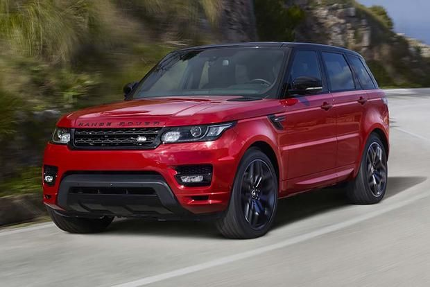 2016 Land Rover Range Rover Sport: New Car Review featured image large thumb0