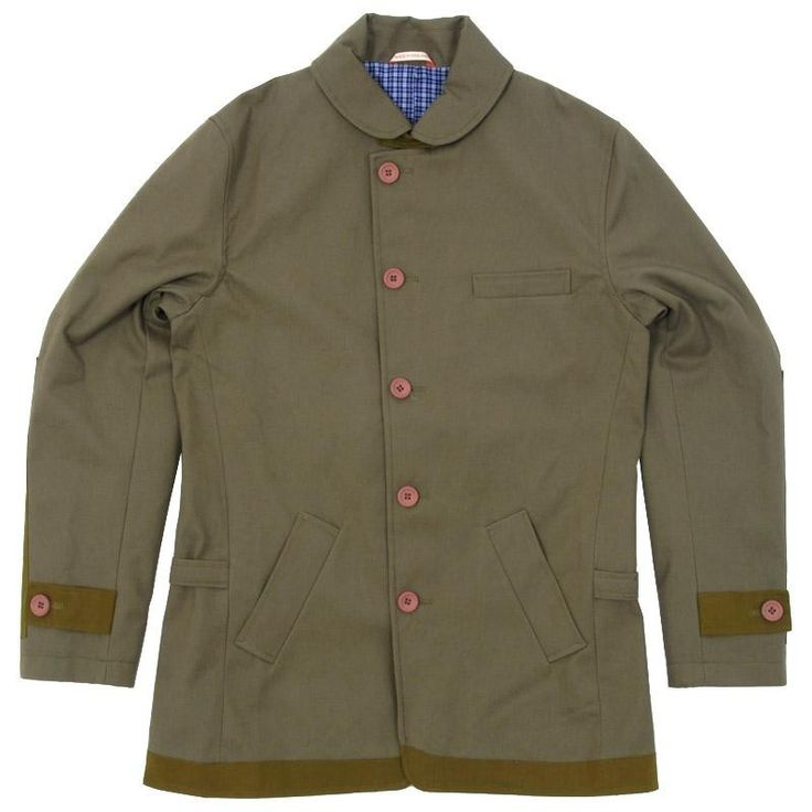 Oliver Spencer Surveillance Jacket - Oliver Spencer - Brands