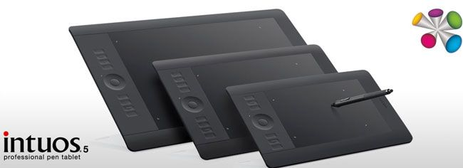 Video review of Wacom Intuos 5