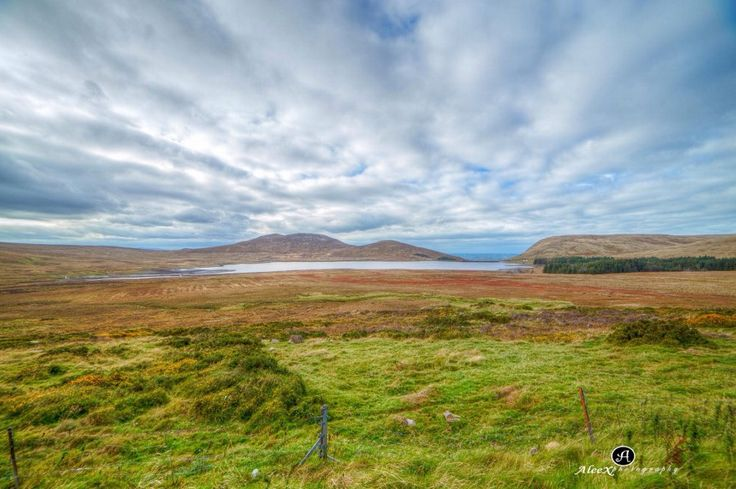 Lake, Northern Ireland by Alex B