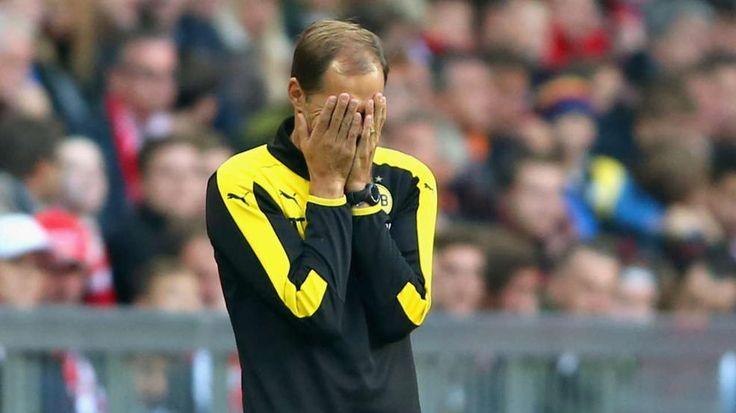 Bayern - Dortmund 5:1: Tor-Prügel für Tuchel