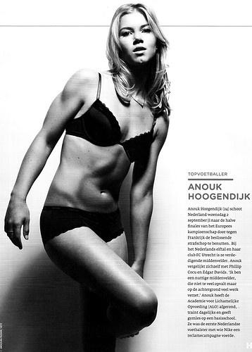 Anouk Hoogendijk   Wonder Women of the Fields: Soccer   Pinterest: https://www.pinterest.com/pin/106608716151843948