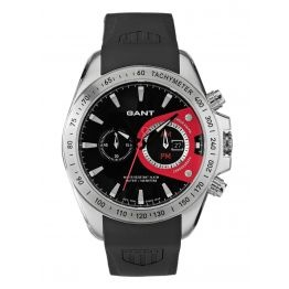 Men's watch - Bedford Black Rubbe