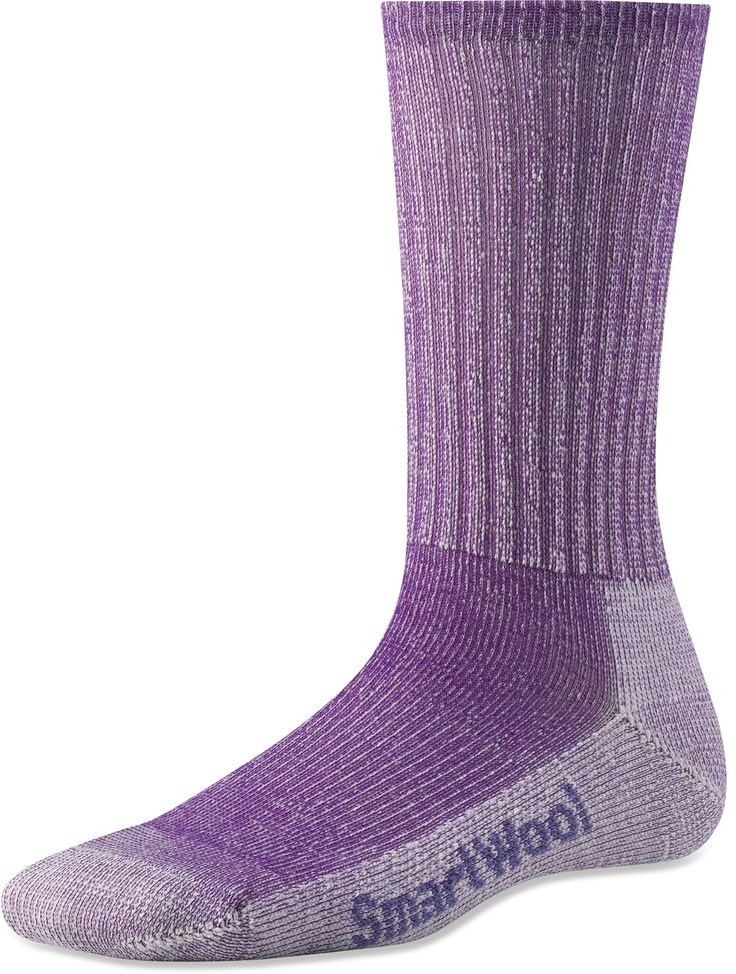 Best hiking socks ever! And they keep your feet warm in cold weather, too! By Smartwool