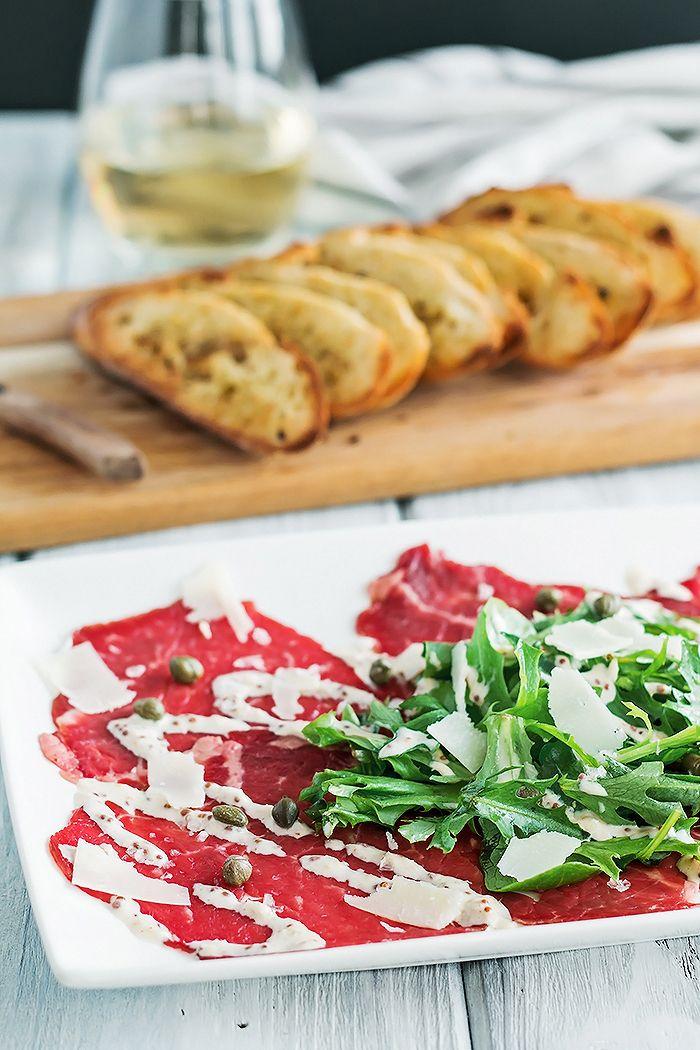 Beef Carpaccio Recipe