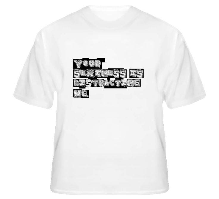 Sexy Distractions Kinky T Shirt