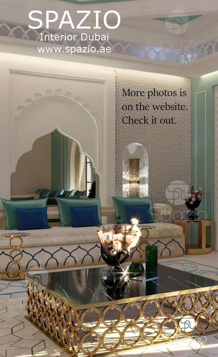 Amazing Luxury Arabic Homes Design Ideas. Get Inspiration For Designing Your House  By Visiting Our Website.