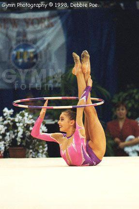 Rhythmic Gymnastics - Alina Kabaeva