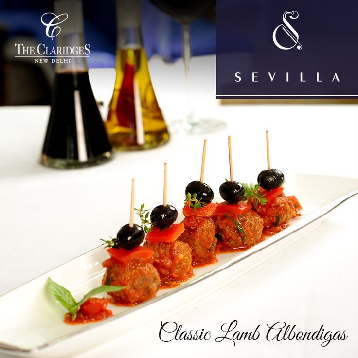 Sevilla's classic Spanish tapas to add extra flavor to every conversation.