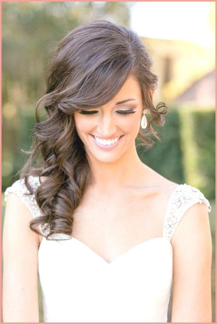 Lange Haarmodelle Bildergebnis Fur Frisur Hochzeit Halb Offen Seitlich Elegant Damen Haar Brautjungfern Frisuren Frisur Hochzeit Seitliche Frisuren