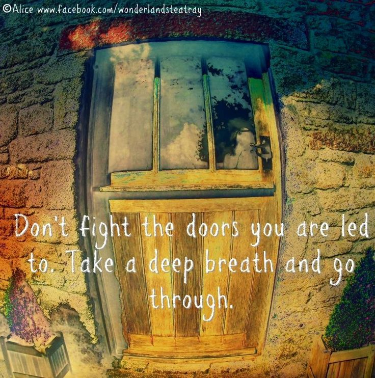 Door quote. Inspirational quotes. image quotes. self help. doors. & 15 best Door Quotes images on Pinterest | Door quotes Art quotes ... pezcame.com