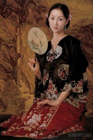 Zhao Kailin   PINTURA: Contemporâneos chineses   ARTECULTURA
