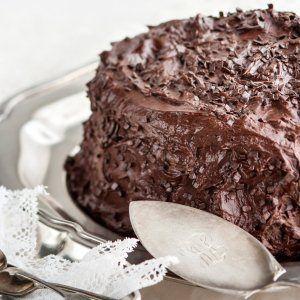 Suklaatäytekakku - Reseptit – Kotiliesi