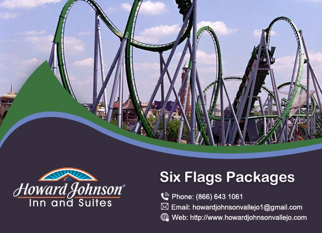 Located less than 3 miles away from Six Flags Discovery Kingdom Park, Howard Johnson is an ideal choice when seeking out a hotel https://goo.gl/Va4L2o