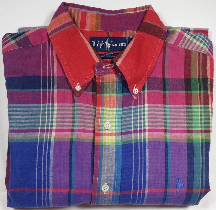 Vintage Men Shirts