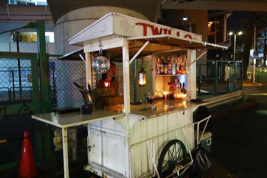 【ELLE】 パーティーガールmacoのトレンド セットリスト  オシャレ移動式屋台「Twillo」発見!!! エル公式ブログ