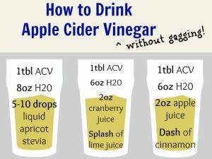 Apple Cider Vinegar helped cure my acne!