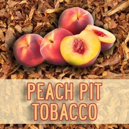 Peach Pit Tobacco E-Liquid Refill - Pink Spot Vapors #peach #tobacco #vapors