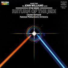 John Williams (4), Charles Gerhardt, National Philharmonic Orchestra - Star Wars / Return Of The Jedi (Music From The John Williams Score)