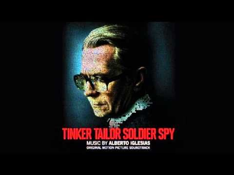 Alberto Iglesias - Tinker Tailor Soldier Spy Soundtrack Playlist
