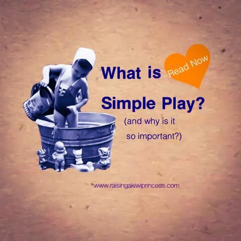 What is simple, natural play and why is it important for kids to do this? Slow Parenting NZ. Play is important, it's how kids learn, but in our fast, structured, consumerist, technological world real play is under threat. What can we do about this?