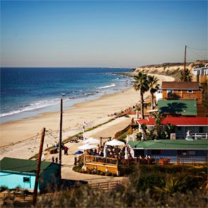 Crystal Cove beach cottages - Crystal Cove state park  #ridecolorfully