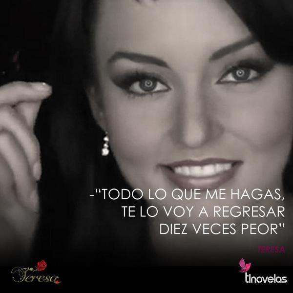 Teresa Entre Ser Y No Ser Yo Soy