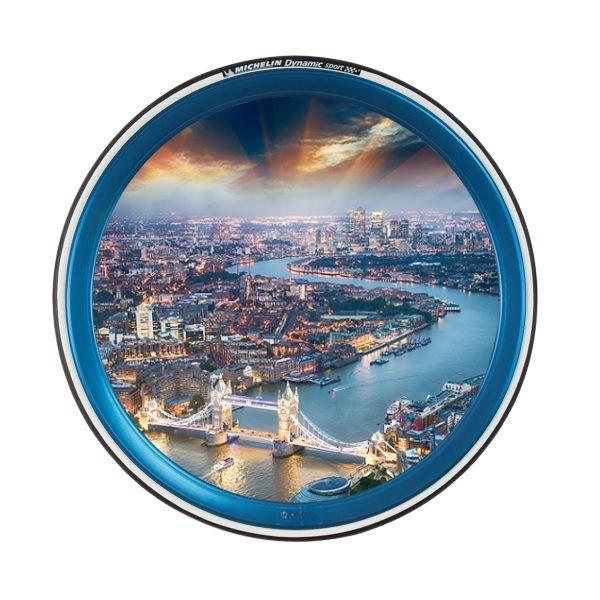 "Cuadro ""London Bridge""   Bike&Home"