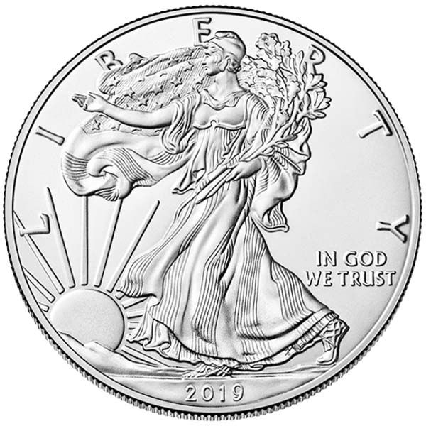Silver Eagles For Sale Buy American Eagle Coins Best Prices Silver Bullion Coins Silver Eagle Coins Eagle Coin