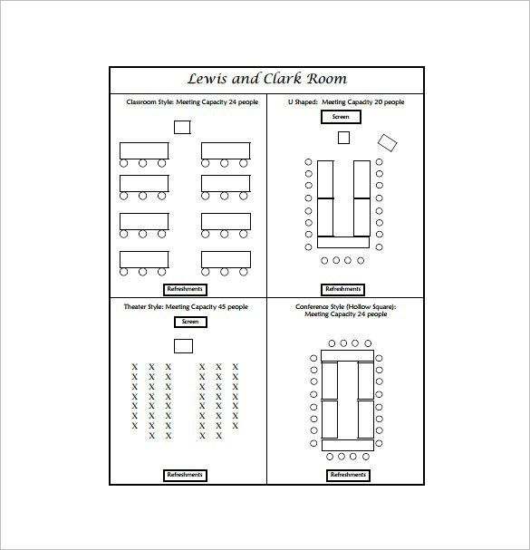 Seating Chart Template Computer Lab Seating Chart Template K 5