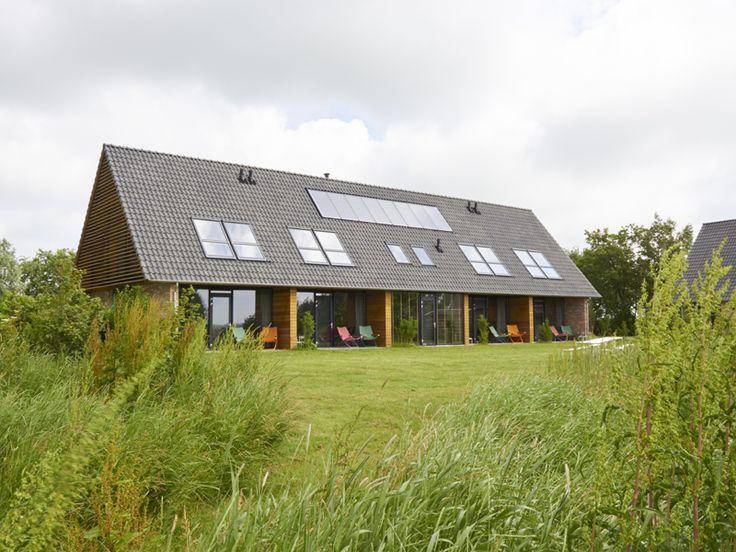 groepsverblijf 16 persoons Lauwersmeer Friesland