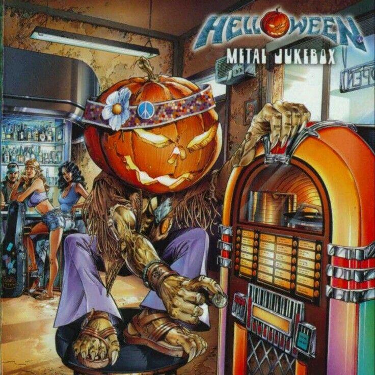 Helloween-Metal Jukebox...........