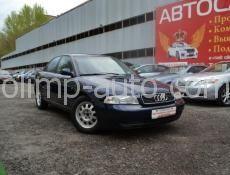 Audi A4 I (B5) Рестайлинг