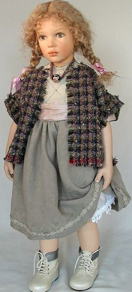 Doll by Zawieruszynski