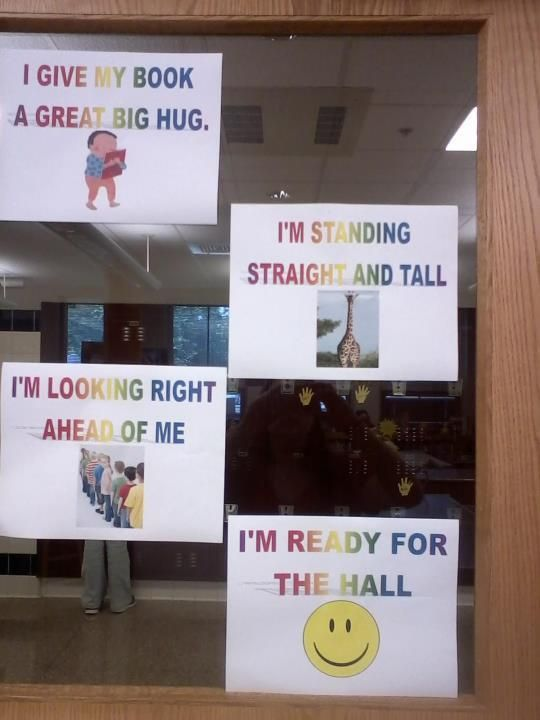 Library exit song. I am stealing this from a great new librarian (Jenn  Miller)!