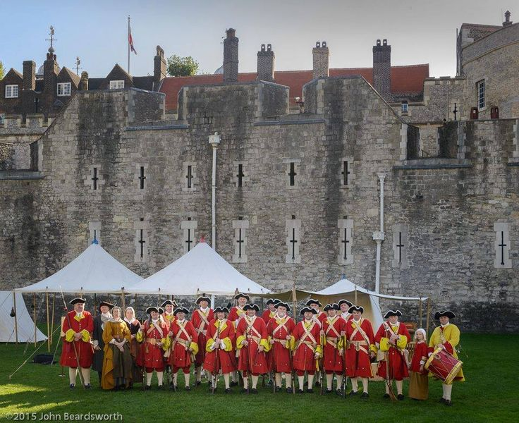 Wars of Louis Quatorze: The Queen's Regiment at the Tower