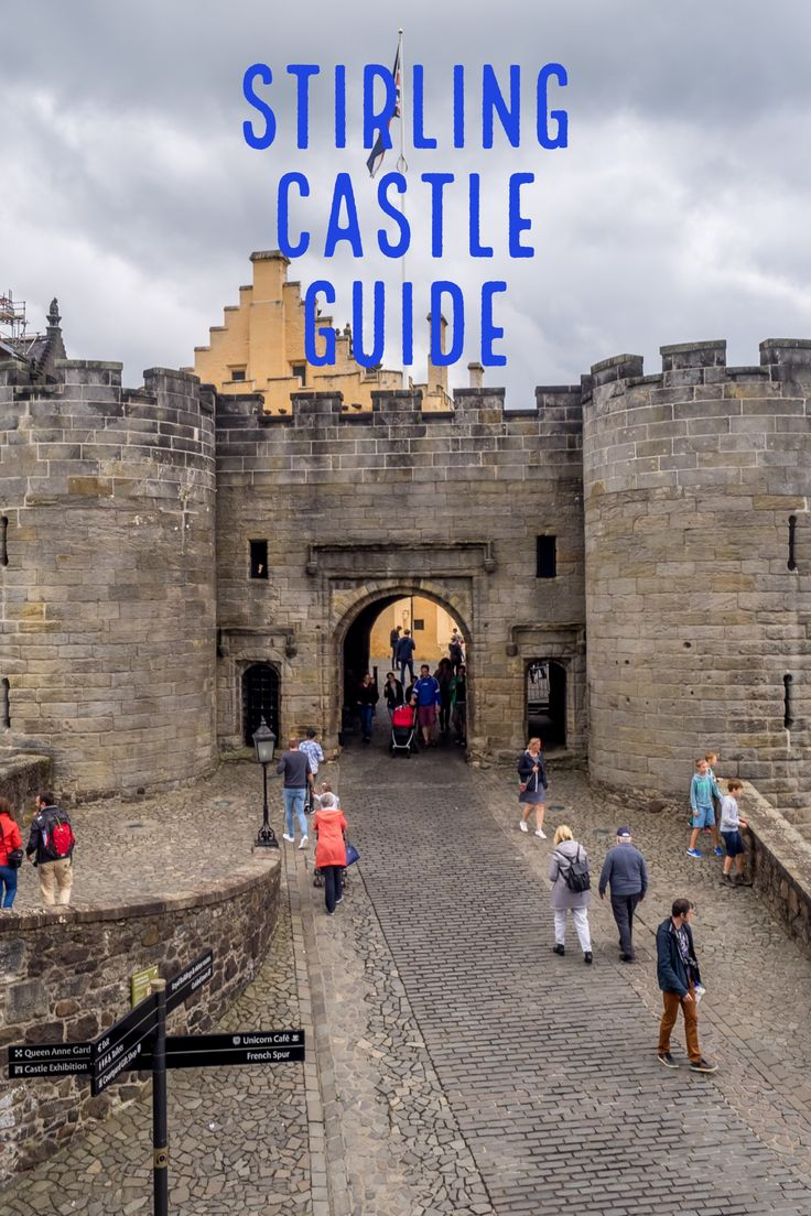 If you're traveling to Scotland then Stirling Castle is on place you have to visit. Historically amazing and aesthetically beautiful, check out my guide to Stirling Castle photography!