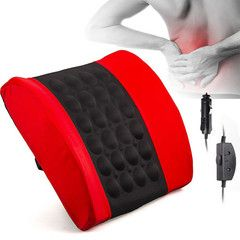 $29 for an Electric Car Seat Massage Cushion | DrGrab
